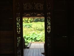 Porte mysthique